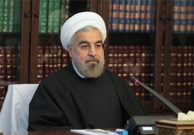 President Rouhani Condoles Mandela's Death