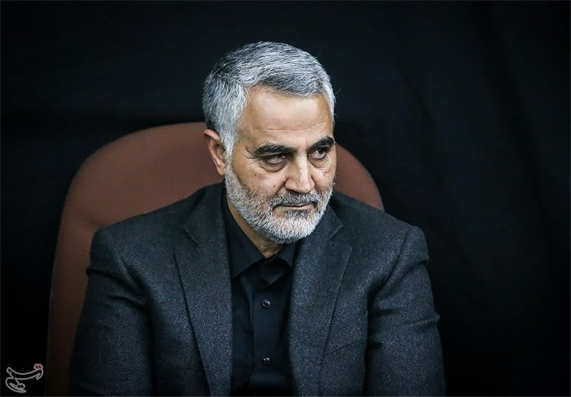 Soleimani Downplays US Rhetoric of Military Option against Iran
