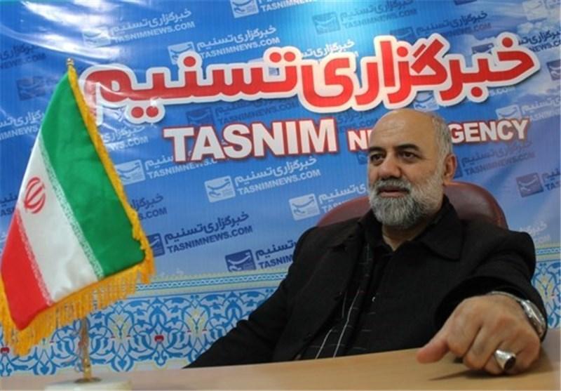 بازدید سردار علیزاده از خبرگزاری تسنیم در گیلان
