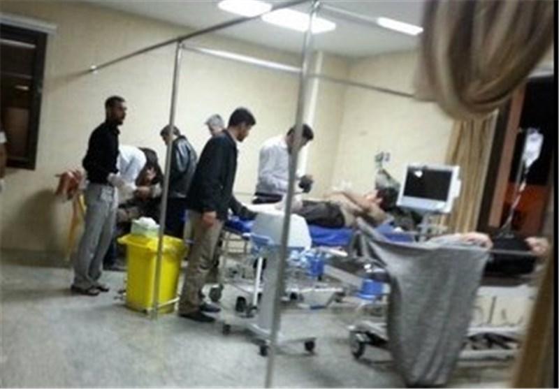 فوت افراد متعدد به علت دل درد در بیمارستان درگز شایعه است