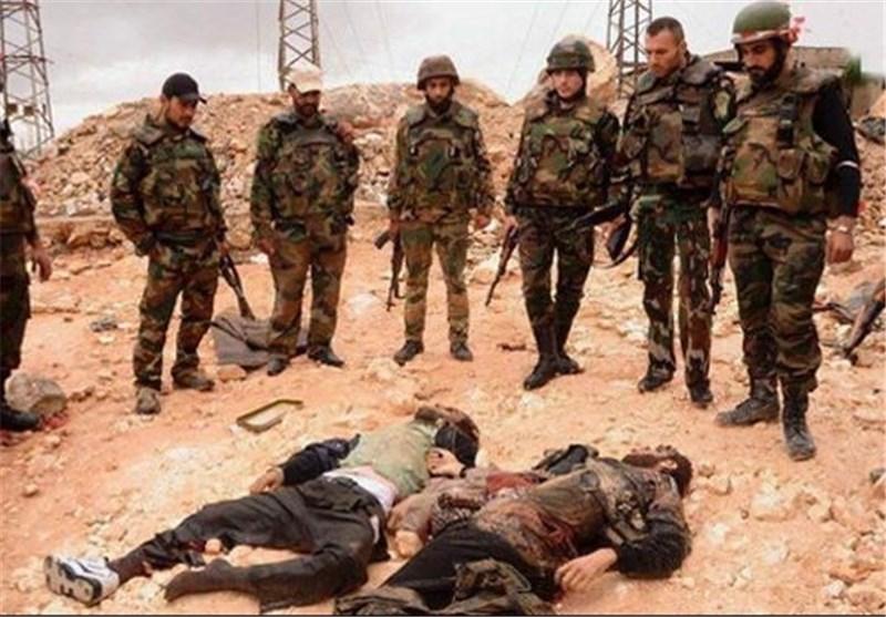 قتلى المسلحين في سوريا
