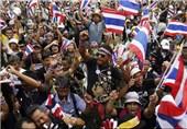 Anti-Government Protesters Break into Thai Army Compound