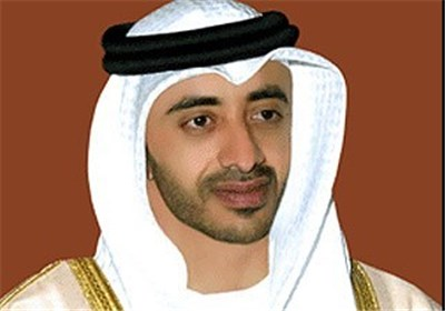 Emirati FM: Geneva N. Deal Benefits Whole Region