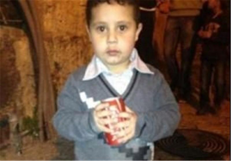 کیان الارهاب الصهیونی یصدر أمرا باعتقال طفل فلسطینی عمره 4 أعوام ..