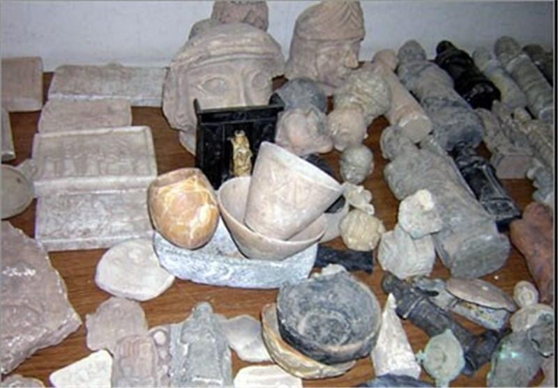 الکویت تمنع محاولة تهریب آثار أشوریة إلى أراضیها وتعیدها إلى العراق