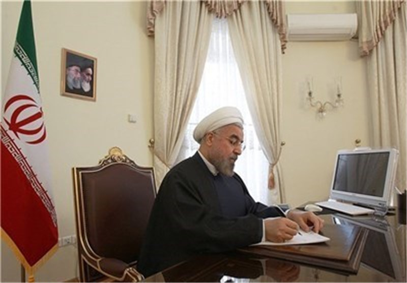 Rouhani Hopes for Deeper Ties with UAE