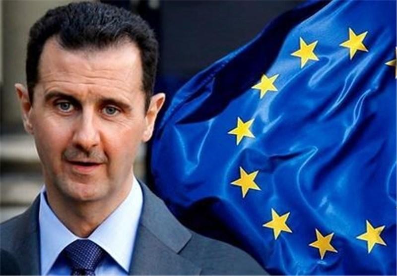 European Envoys Back on Road to Damascus