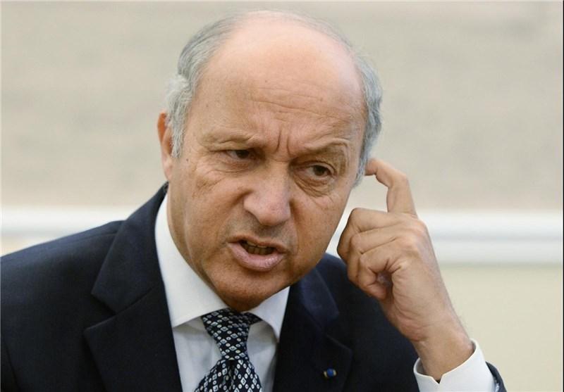 فرافکنی وزیر خارجه فرانسه علیه سوریه/ادعای حمایت دمشق از تروریستها