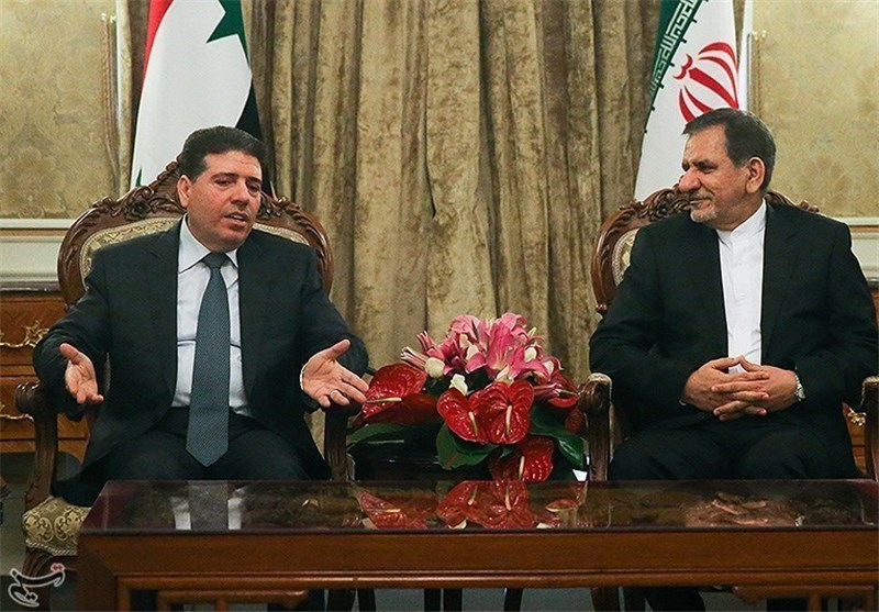 Support for Syria Central Plank of Iran Policy, Says Vice President