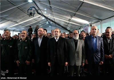 Tehran Opens Sadr Layered Highway Project