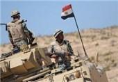 هلاکت 7 تکفیری دیگر در عملیات ارتش مصر در سینا