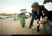 گزارش   سوختگیری غیرقانونی گاز مایع بلای جان رانندگان اردبیلی شده است