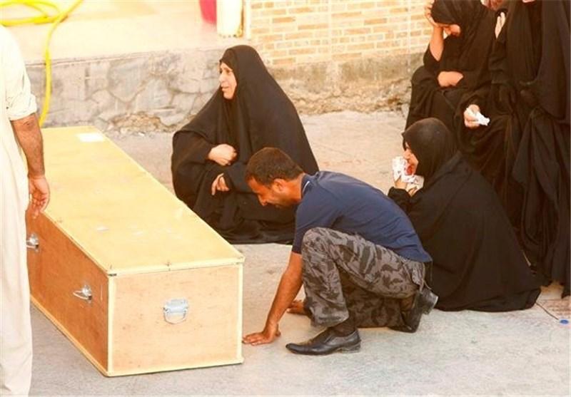 Iraq Funeral Suicide Bomb Kills 12