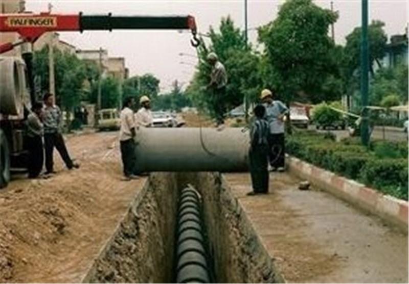 اجرای 7600 متر لولهگذاری فاضلاب حسن آباد یزد آغاز شد