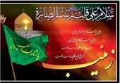 همایش رهروان زینبی در مسجد زینبیه اعظم زنجان برگزار شد