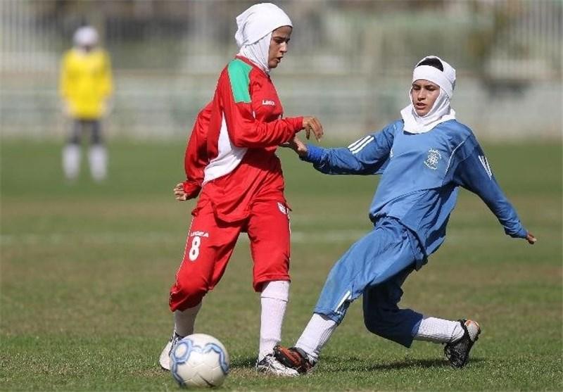 تساوی تیم ملی فوتبال نونهالان دختر ایران مقابل سریلانکا