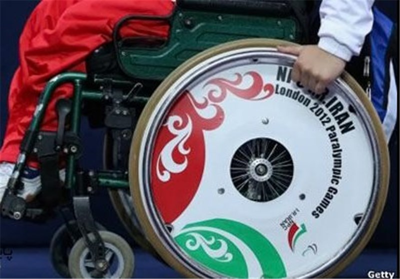 Iranian Disabled Athletes Celebrate Paralympic Day