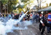 7 Injured in Thai Protest Shooting