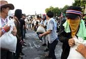 7 زخمی در تیراندازی افراد مسلح به مخالفان دولت تایلند