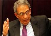 عمروموسی: آینده مصر مرهون رای مثبت به قانوناساسی است