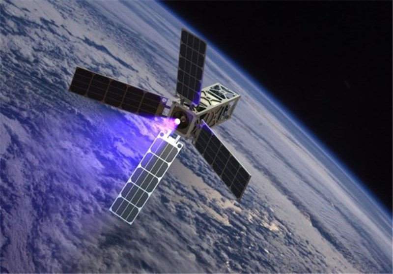 Bottle Rockets: Water Could Propel Future Tiny Satellites into Deep Space