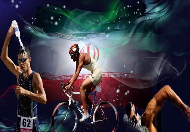 درددل قهرمان ورزش سهگانه کشور؛ تنها انتظارمان ایجاد بستر مناسب تمرین در چهارمحال و بختیاری است