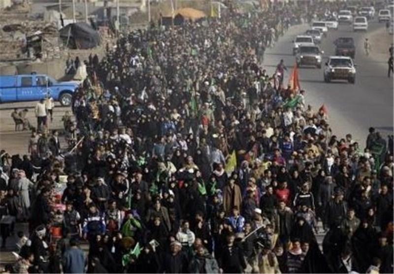 Millions of Shiites Mark Arbaeen in Karbala