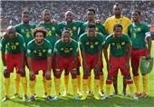 حضور اتوئو در لیست 28 نفره کامرون