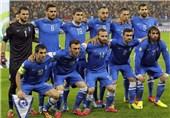 یونان بازی دوستانه با تیم ملی کشورمان را لغو کرد
