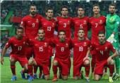 جام جهانی ۲۰۱۸| اعلام ترکیب پرتغال برای بازی با ایران