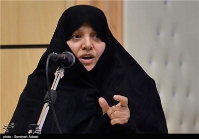 همسر شهید تهرانی مقدم