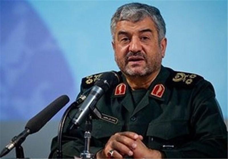 Islamic Awakening Inspired by Islamic Revolution: IRGC Commander