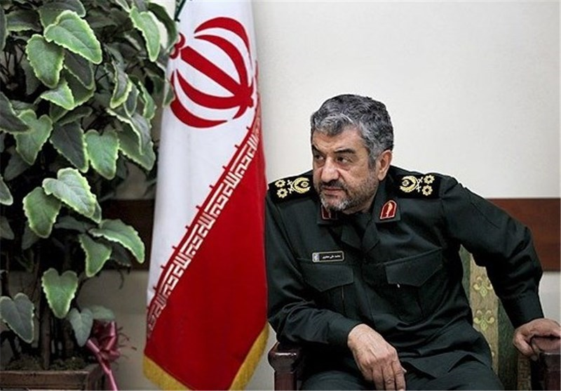 Countering US, Israel Should Go On: IRGC Commander