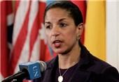 رایس: نیروهای آمریکا در خلیج برای مقابله با تهدیدهای ایران هستند