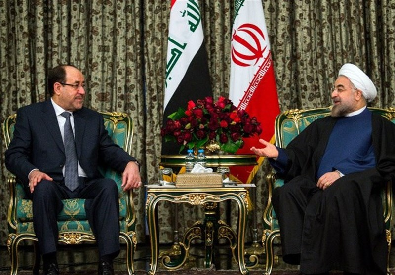 Rouhani Calls for Closer Iran-Iraq Cooperation