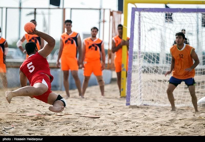Iran Defeats Thailand at Asian Beach Handball Championship