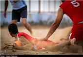 هندبال ساحلی قهرمانی جهان|شکست ایران در آخرین دیدار مرحله دوم