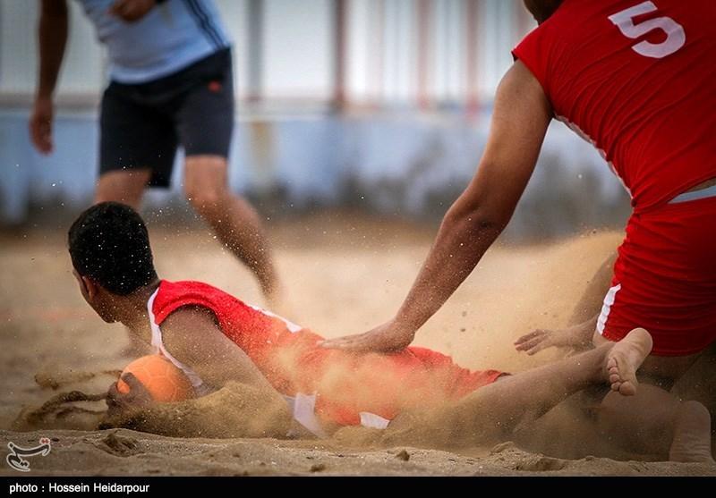 هندبال ساحلی قهرمانی جهان| ایران در جایگاه هشتم قرار گرفت