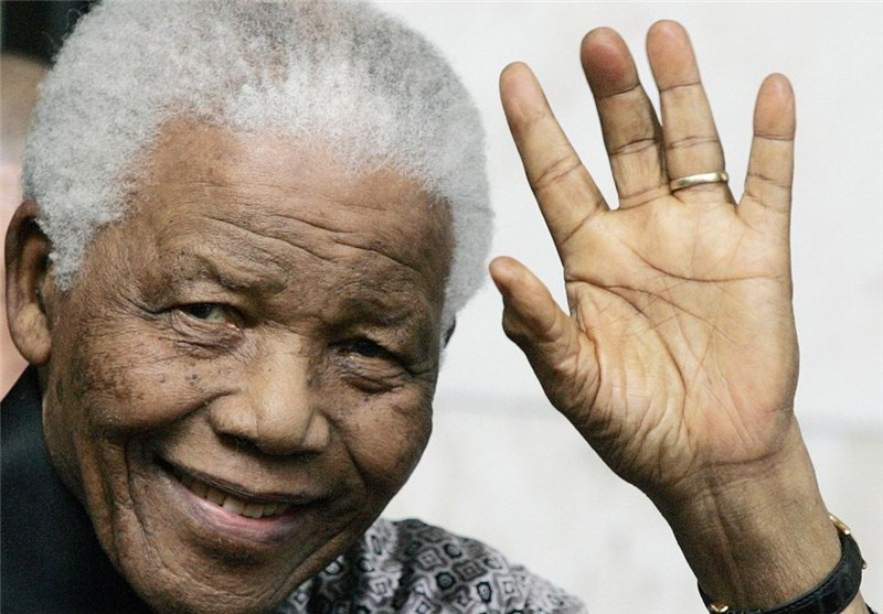 """Iranian Parliament Speaker Terms Mandela """"Great Hero"""""""