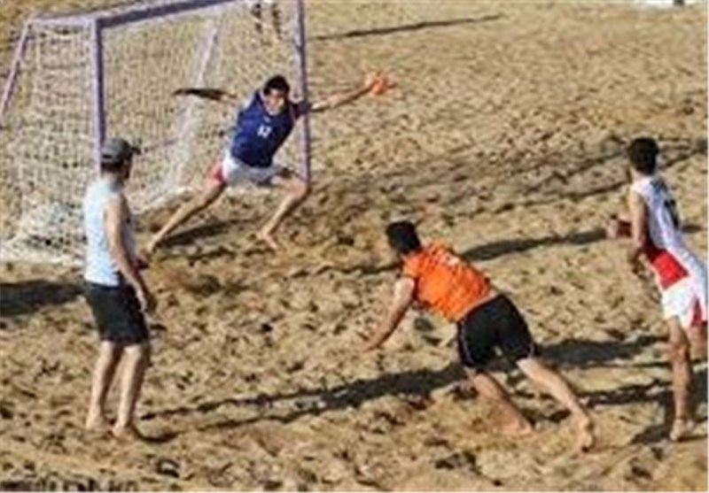 Asian Men's Beach Handball Championship: Iran Beats Vietnam