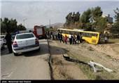 حال کمربندی شیراز خوب نیست؛ هر 1.2 کیلومتر یک قربانی