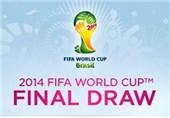 واکنشها به قرعهکشی جام جهانی/ سرمربی نیجریه: شناختی از ایران ندارم/ سرمربی بوسنی: نباید ایران را دستکم بگیریم