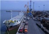صادرات 15.6 میلیون تن کالا از گمرکات بوشهر