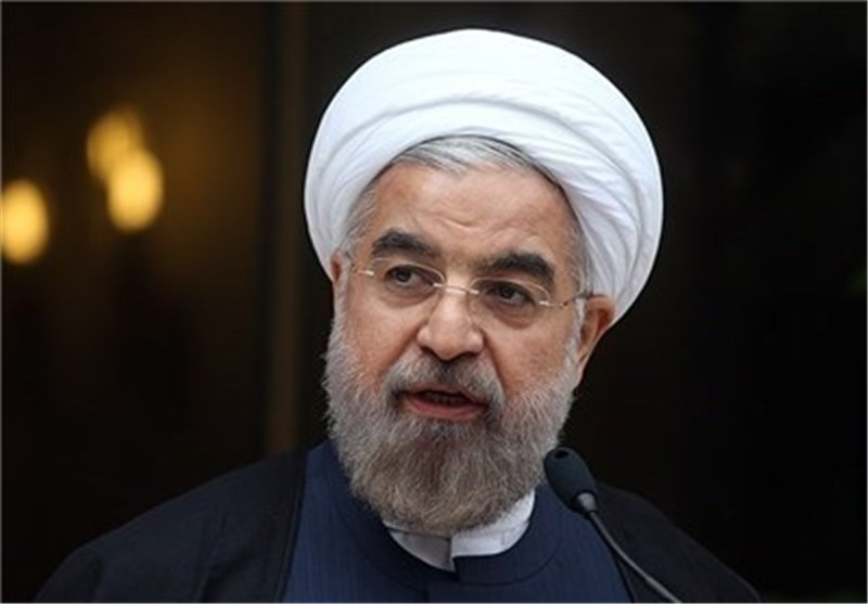 Rouhani Calls for United Front against Terrorism