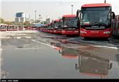 قزوین| تنها 20 درصد از ناوگان اتوبوسرانی شهر قزوین نوسازی شده است