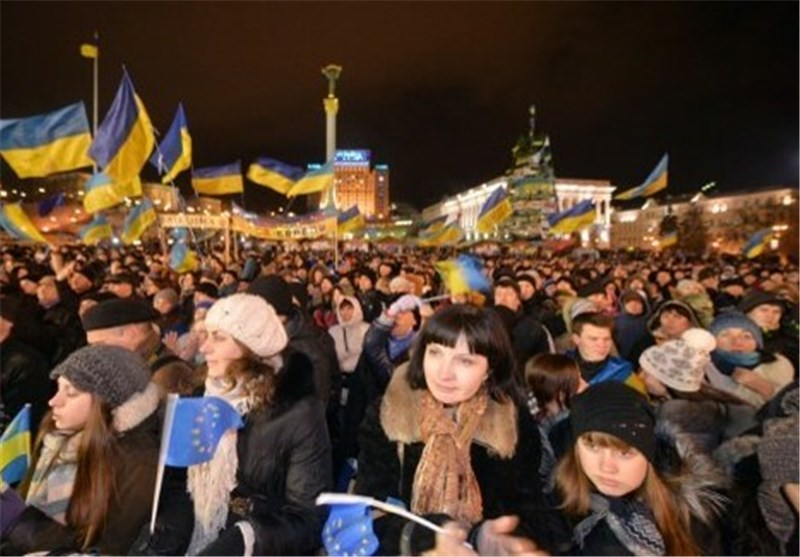 Ukraine Opposition Seeks Million-Strong Rally in Kiev