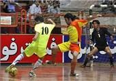 تساوی تیمهای پارسا و فرید قم در یک بازی پرگل