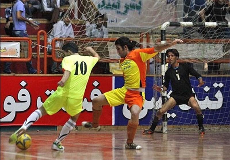 سهمیه البرز در لیگهای فوتسال کشور 2 برابر شد