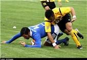 مهمترین هدف سپاهان مقابل فجر سپاسی، پیروزی بود/ اهل شادی بعد از گل نیستم