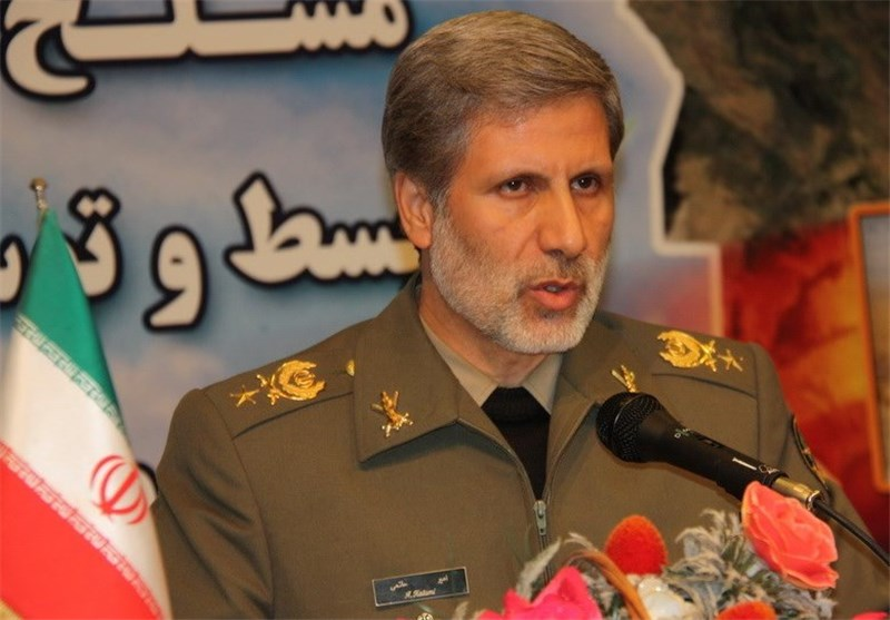 Military Might Gives Iran Edge over Enemies: Official